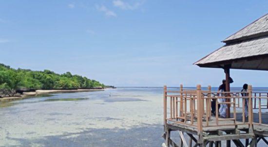 Destinasi Wisata Pulau Karampuang Kab.Mamuju Sulbar